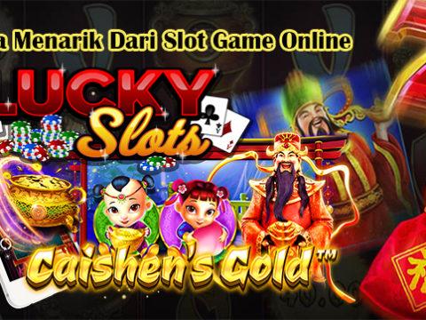 Fakta Menarik Dari Slot Game Online